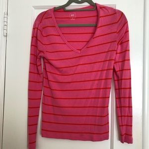 5/$25 Gap 3/4 sleeve top
